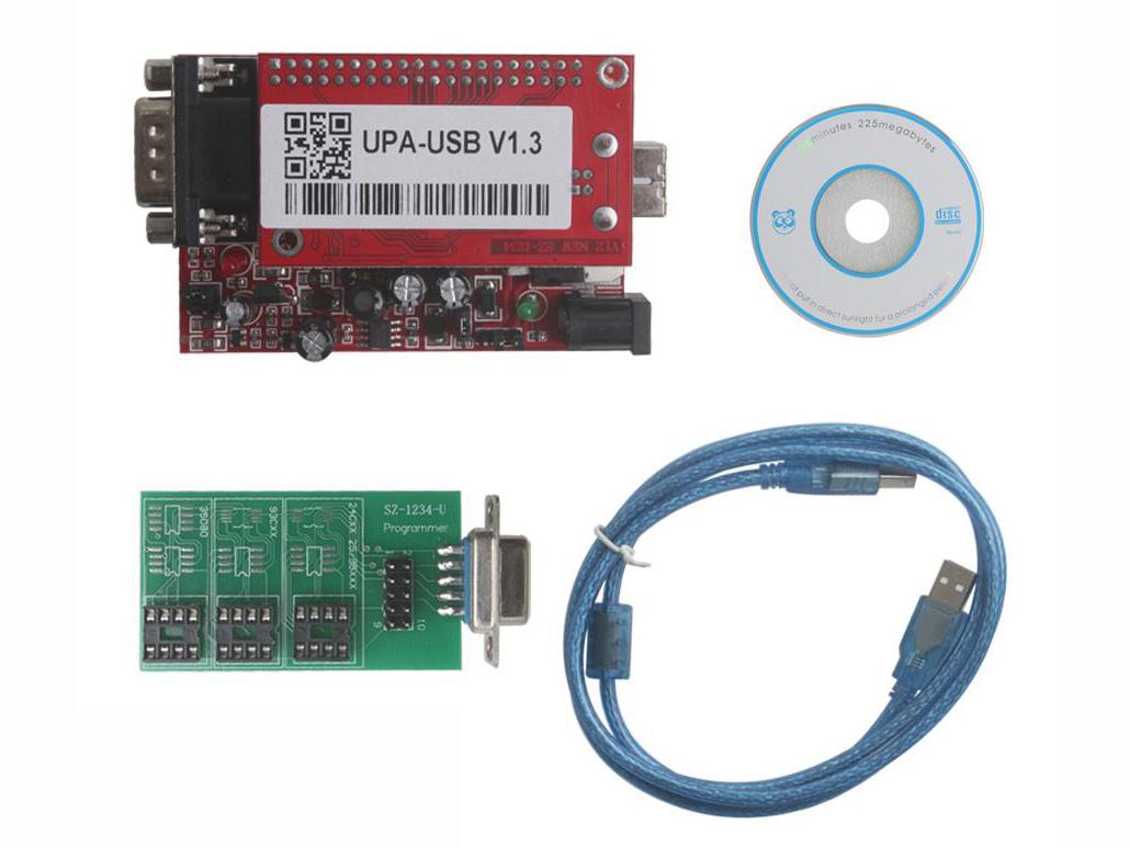 Module lập trình USB UPA V1.3 phiên bản UPA 2013