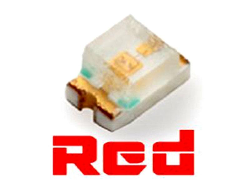 LED dán SMD 0805màu đỏ