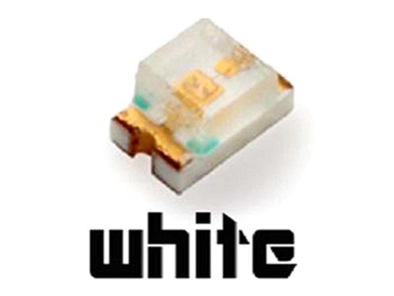 LED dán SMD 0805màu trắng