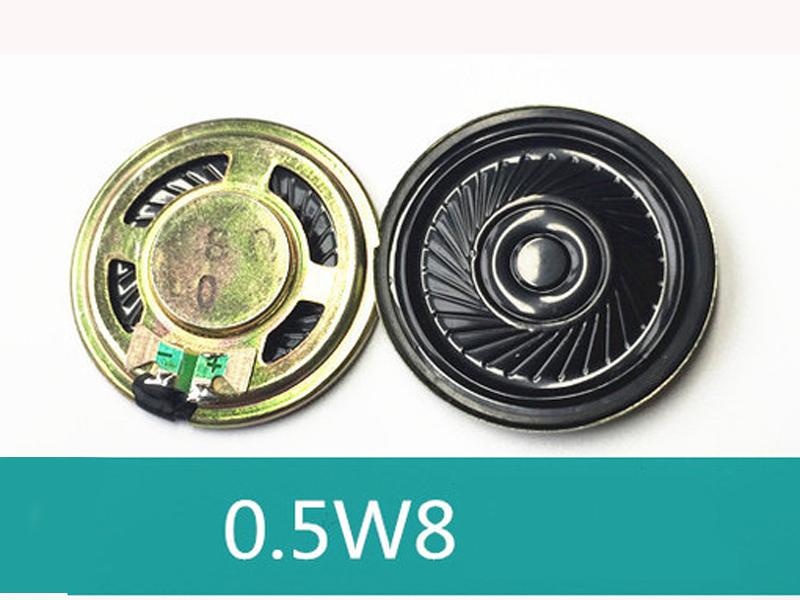 Loa 0.5W-8Ω (nhỏ) đường kính 36mm