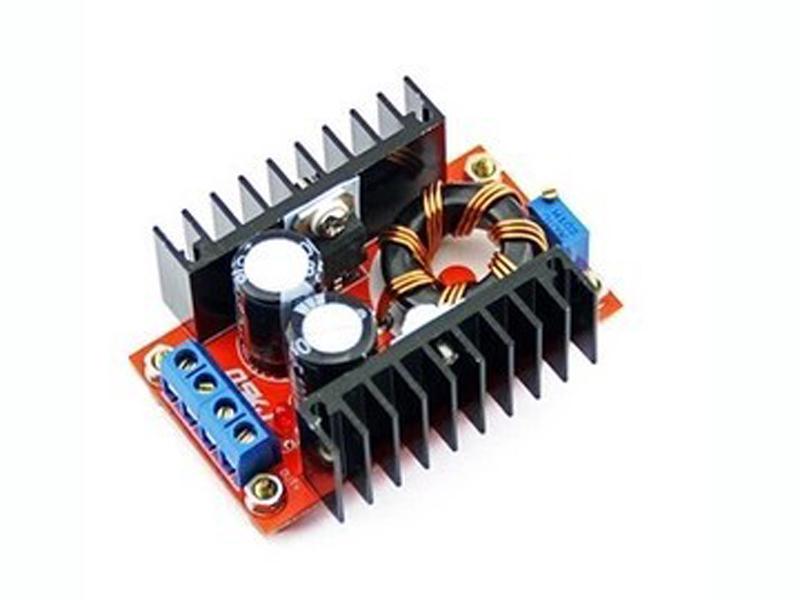 Module tăng áp 150W DC In: 10-32V, OUT: 12-35V