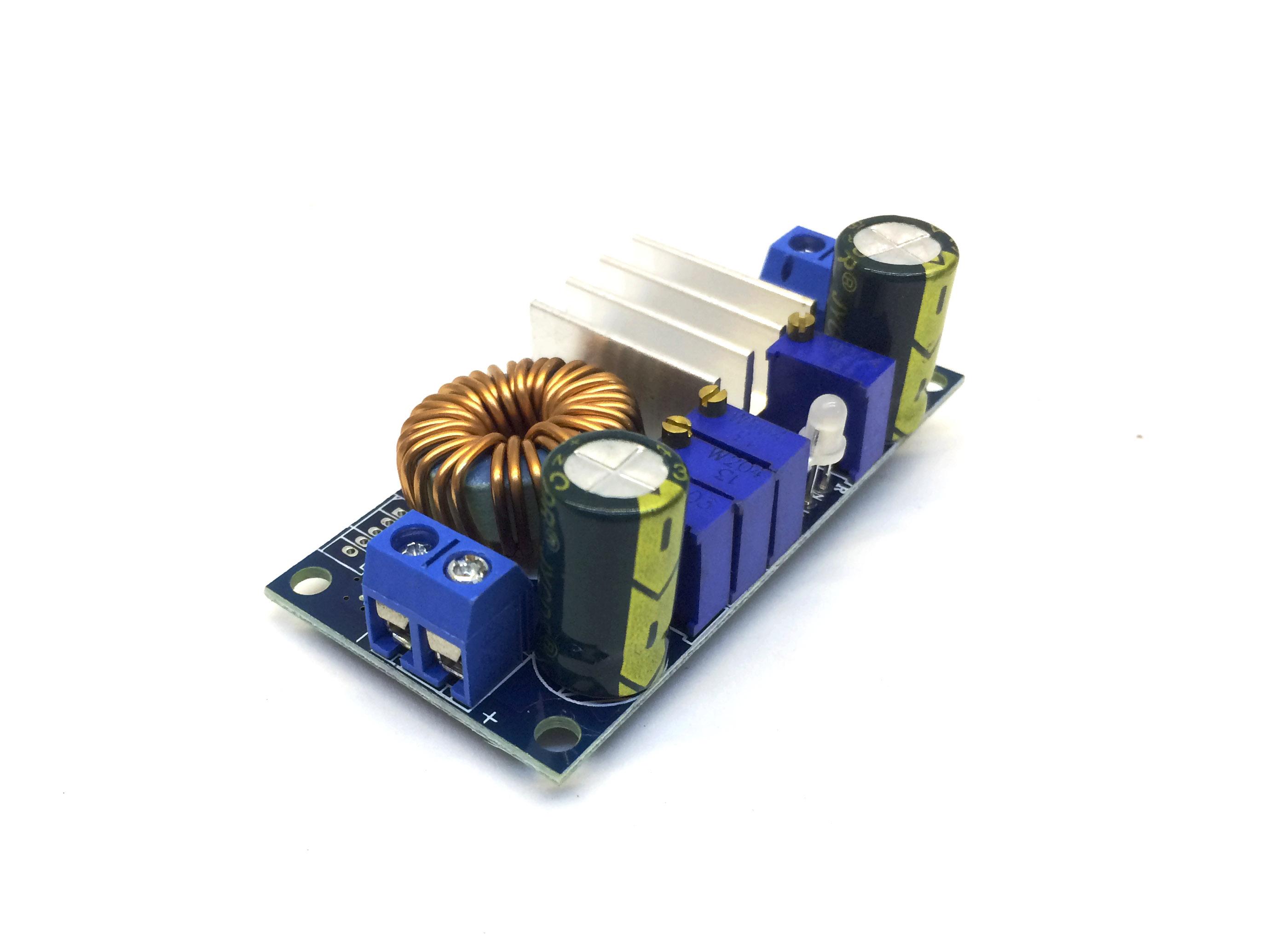 Mạch sạc ắc quy 5A từ pin mặt trời