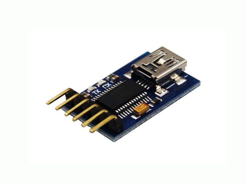 Board nạp FT232RL Arduino (Màu xanh)