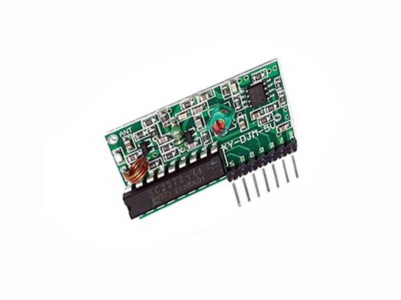Mạch thu RF 315Mhz PT2272-T4