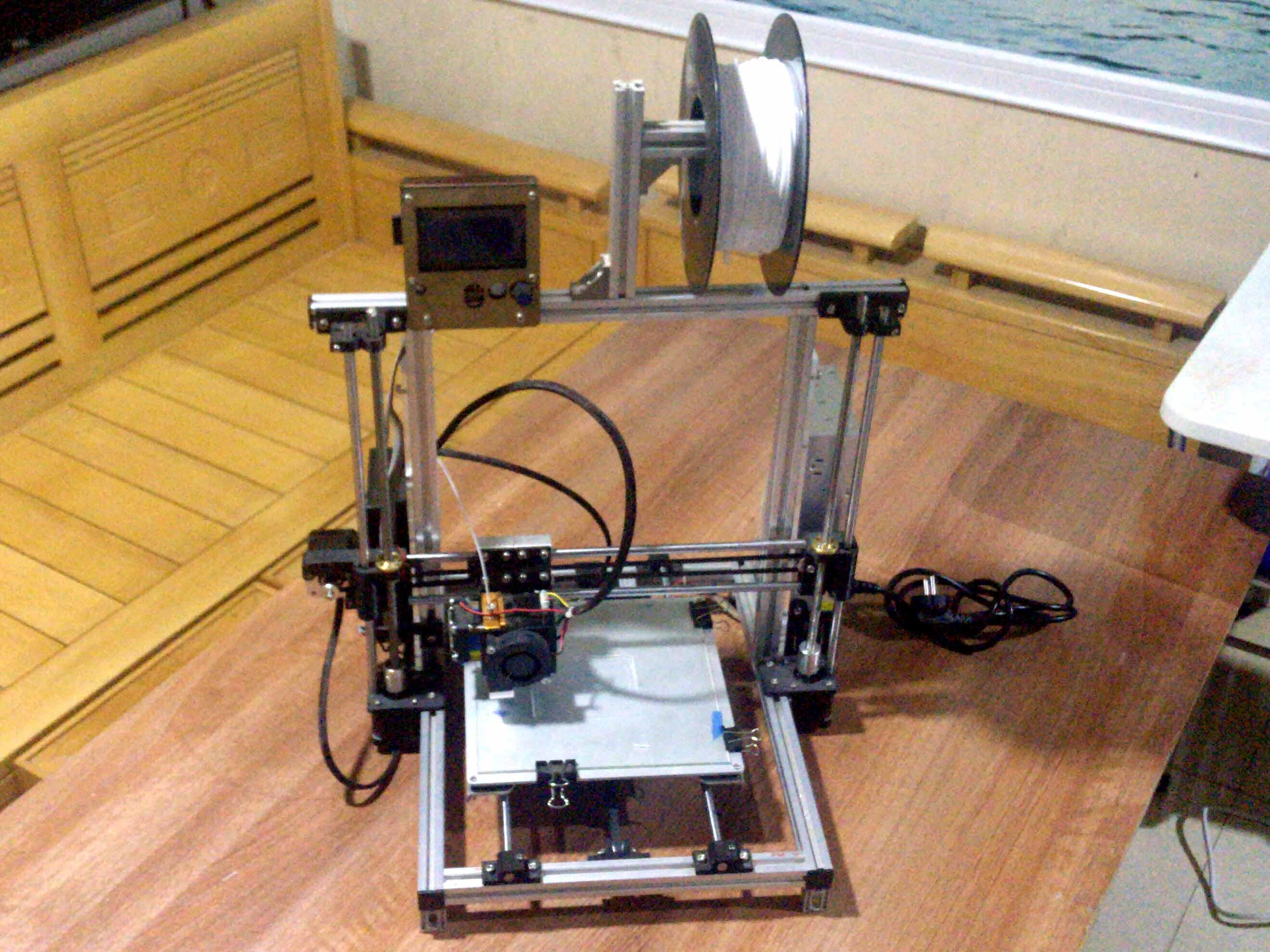 Máy in phun 3D phiên bản V1-200