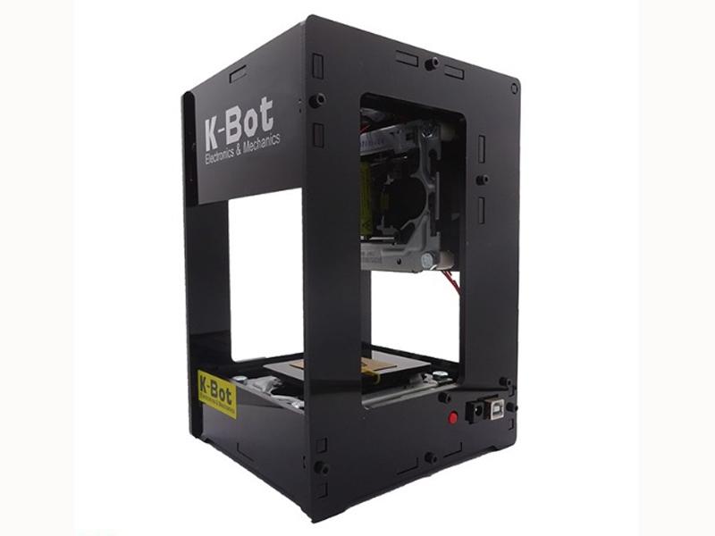 Máy khắc mini laser 1000mW K-bot-V3