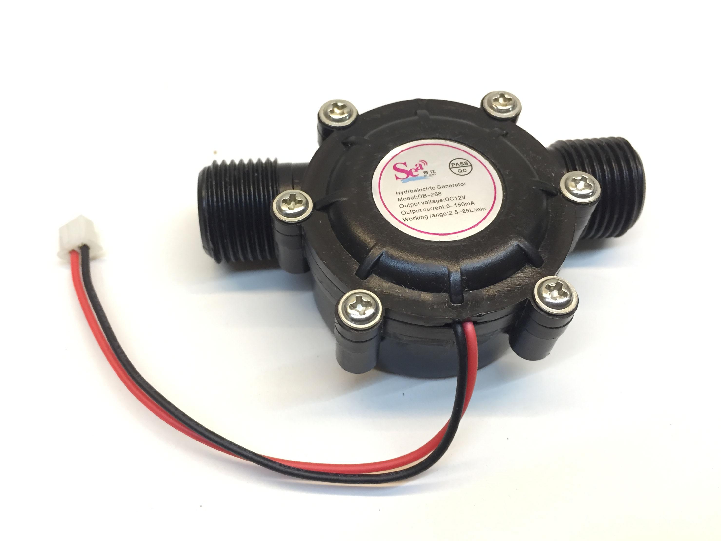 Máy phát điện dòng nước mini 5V 5W