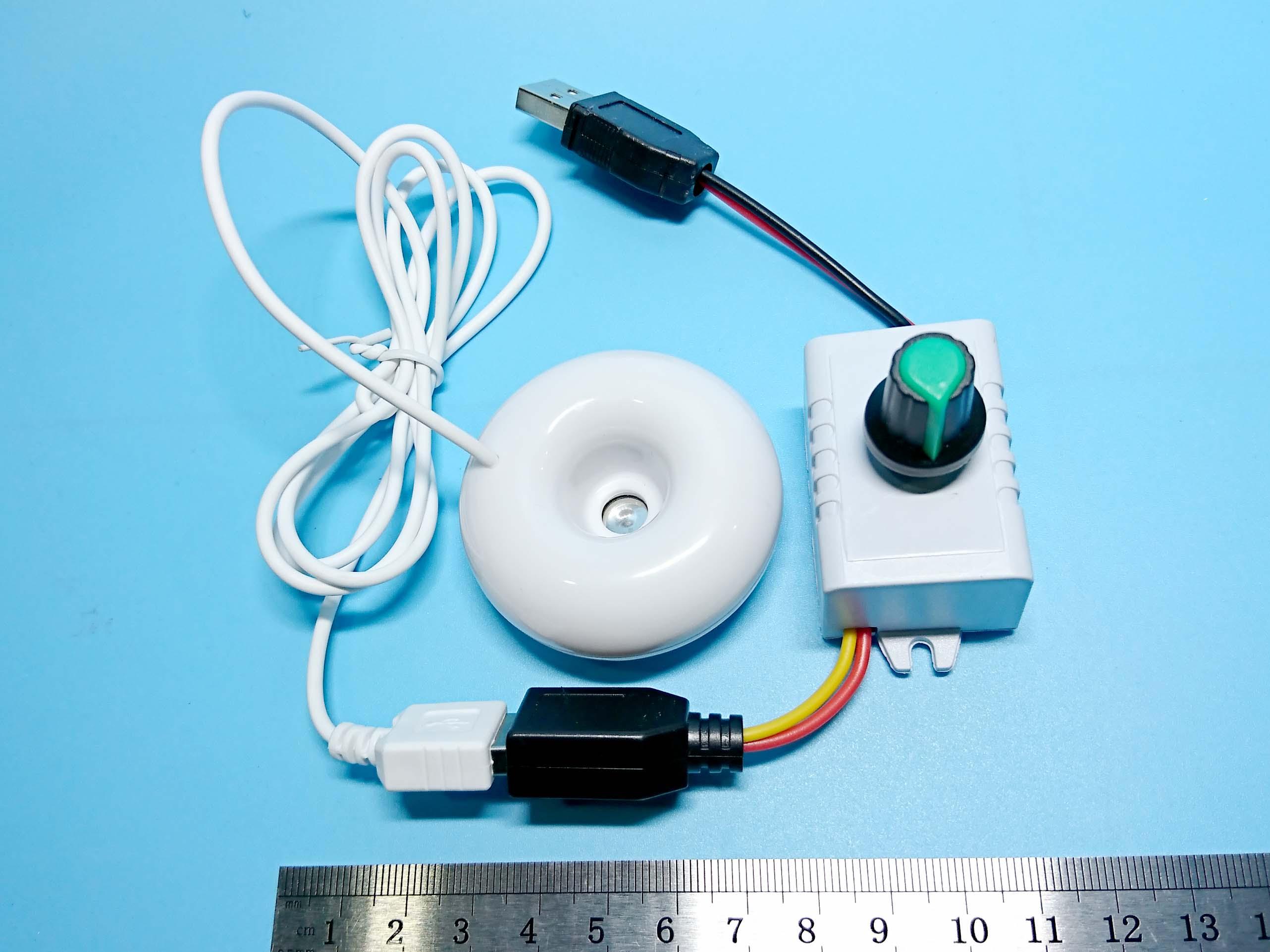 Máy tạo ẩm mini USB có điều chỉnh