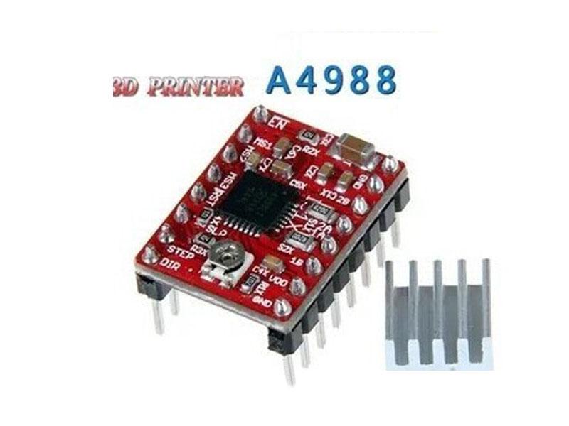 Điều khiển động cơ bước A4988 2A