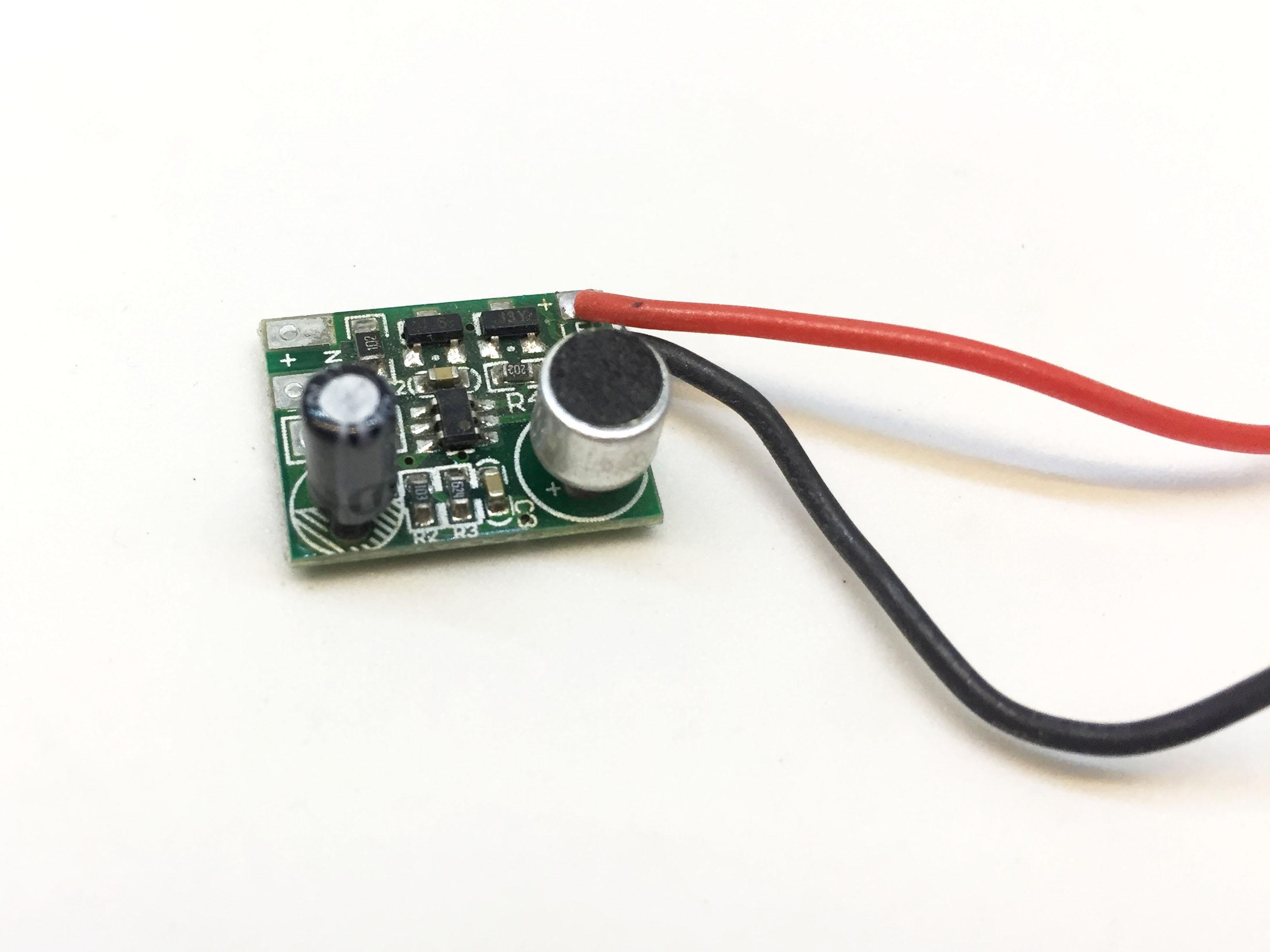 Module chớp đèn led theo âm thanh 12V