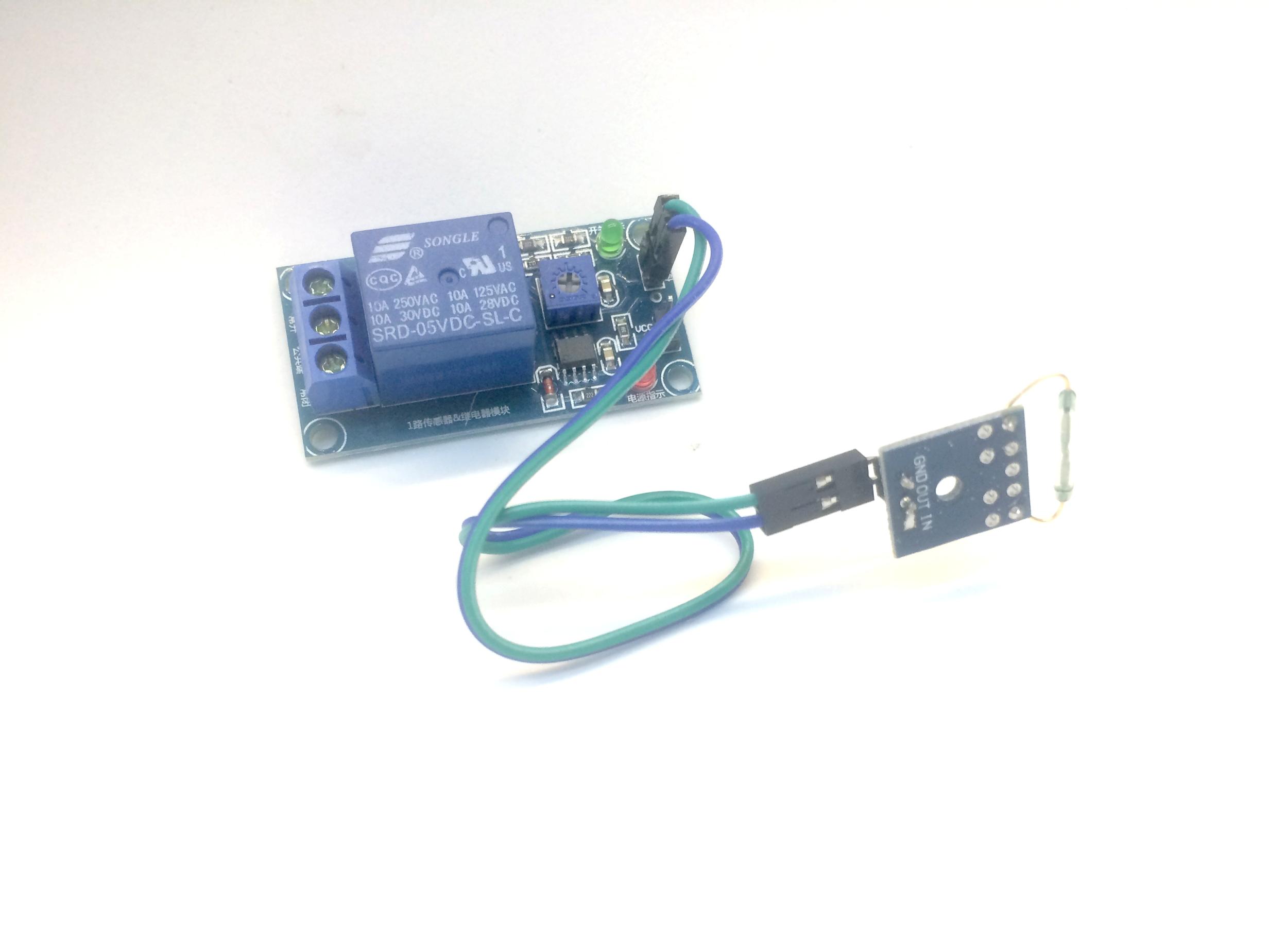 Module 1 relay có cảm biến từ trường Nam châm