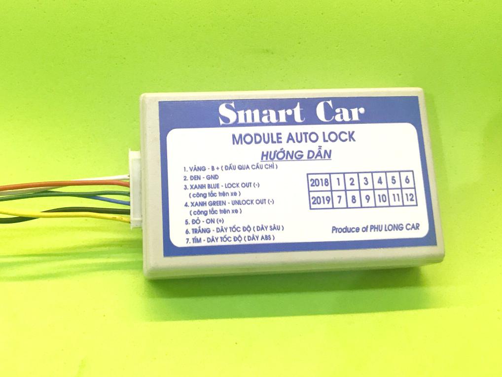 Module Auto Lock Tự động khóa cửa xe cho ô tô