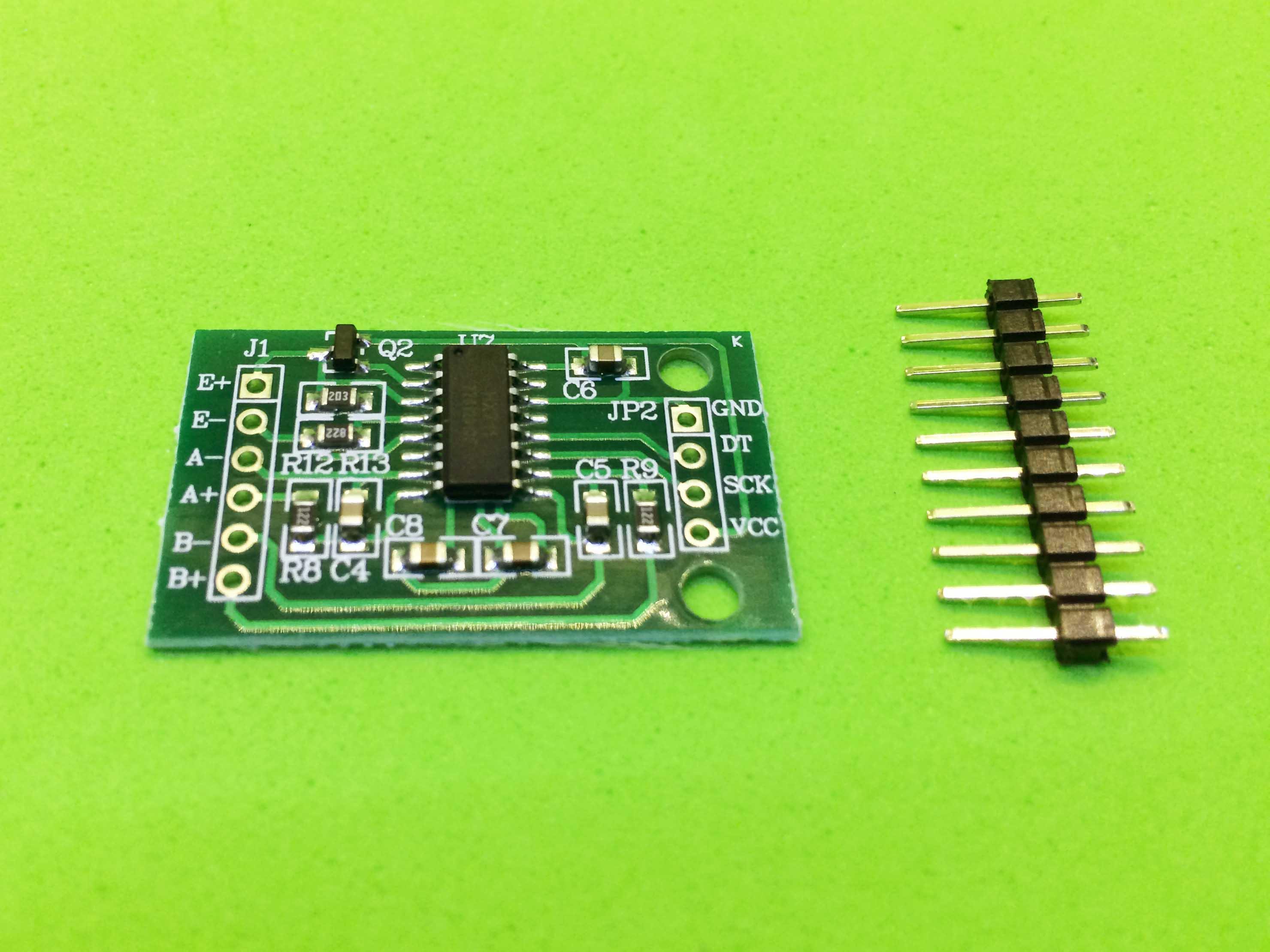 Module cảm biến áp xuất HX711