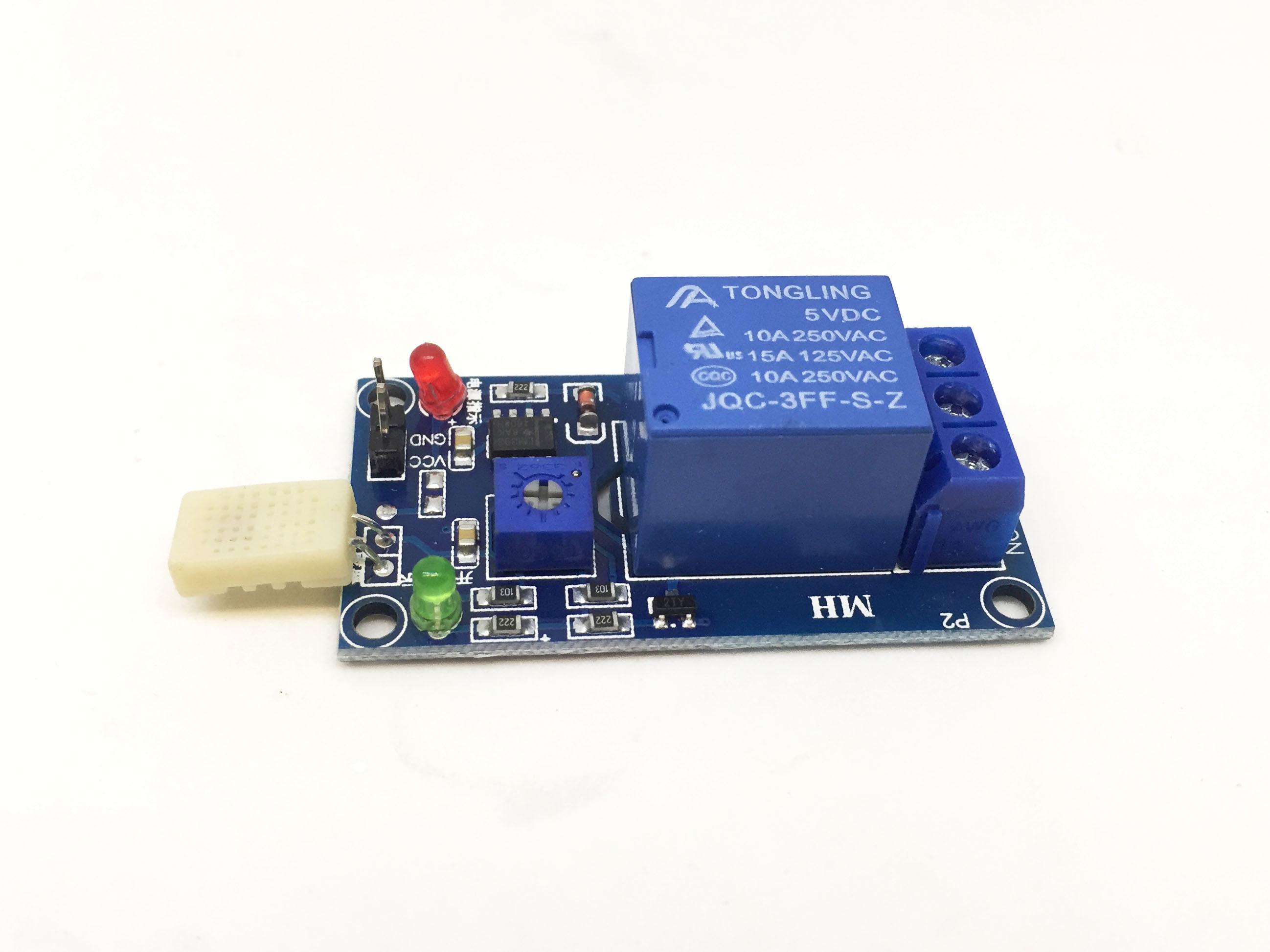 Module Cảm biến độ ẩm có relay 5V