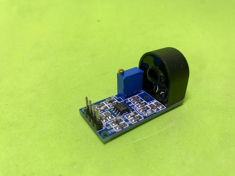 Module cảm biến dòng điện 5A