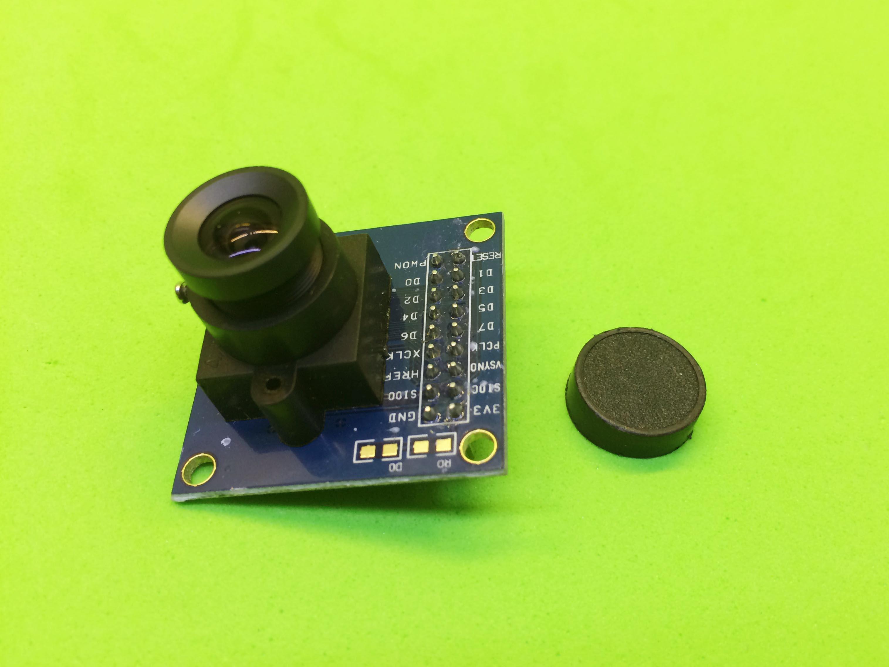 Module camera OV7670 STM32 MCU