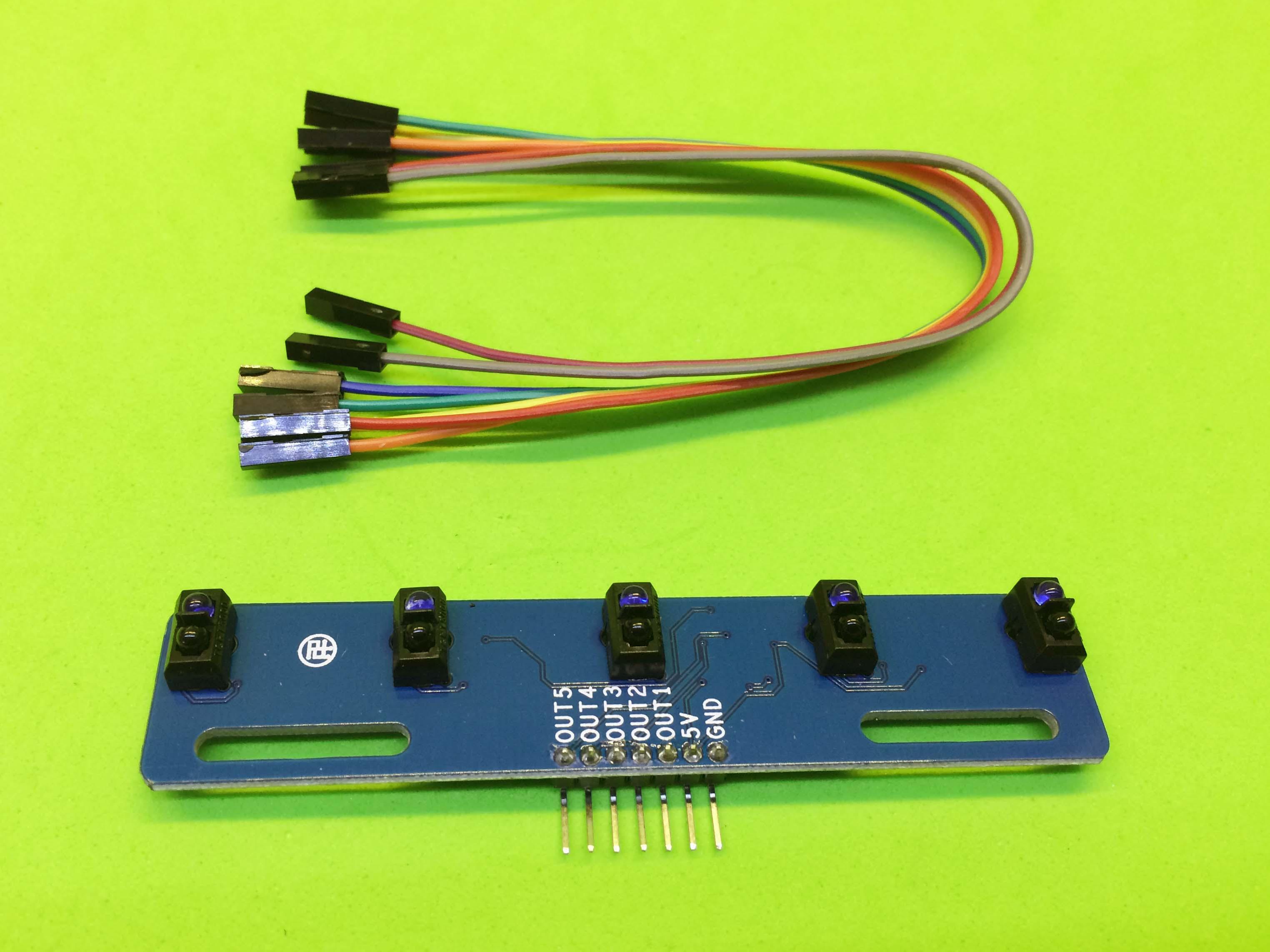 Module dò đường TCR T5000