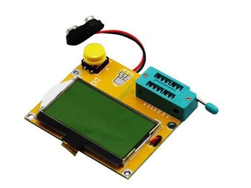 Module đo Transistor -điốt -điện trở -tụ -cuộn cảm