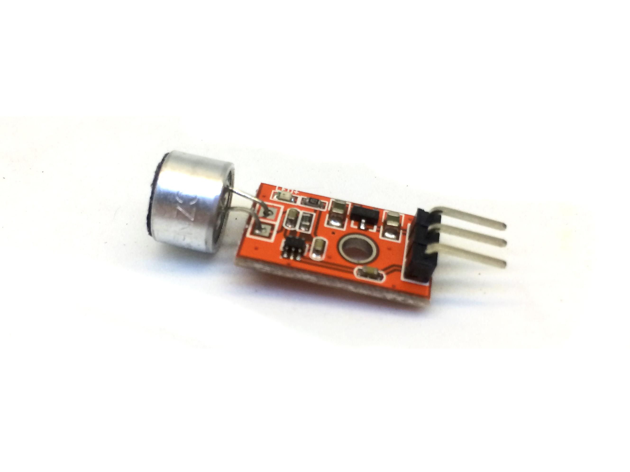 Module míc khuyếch đại microphone