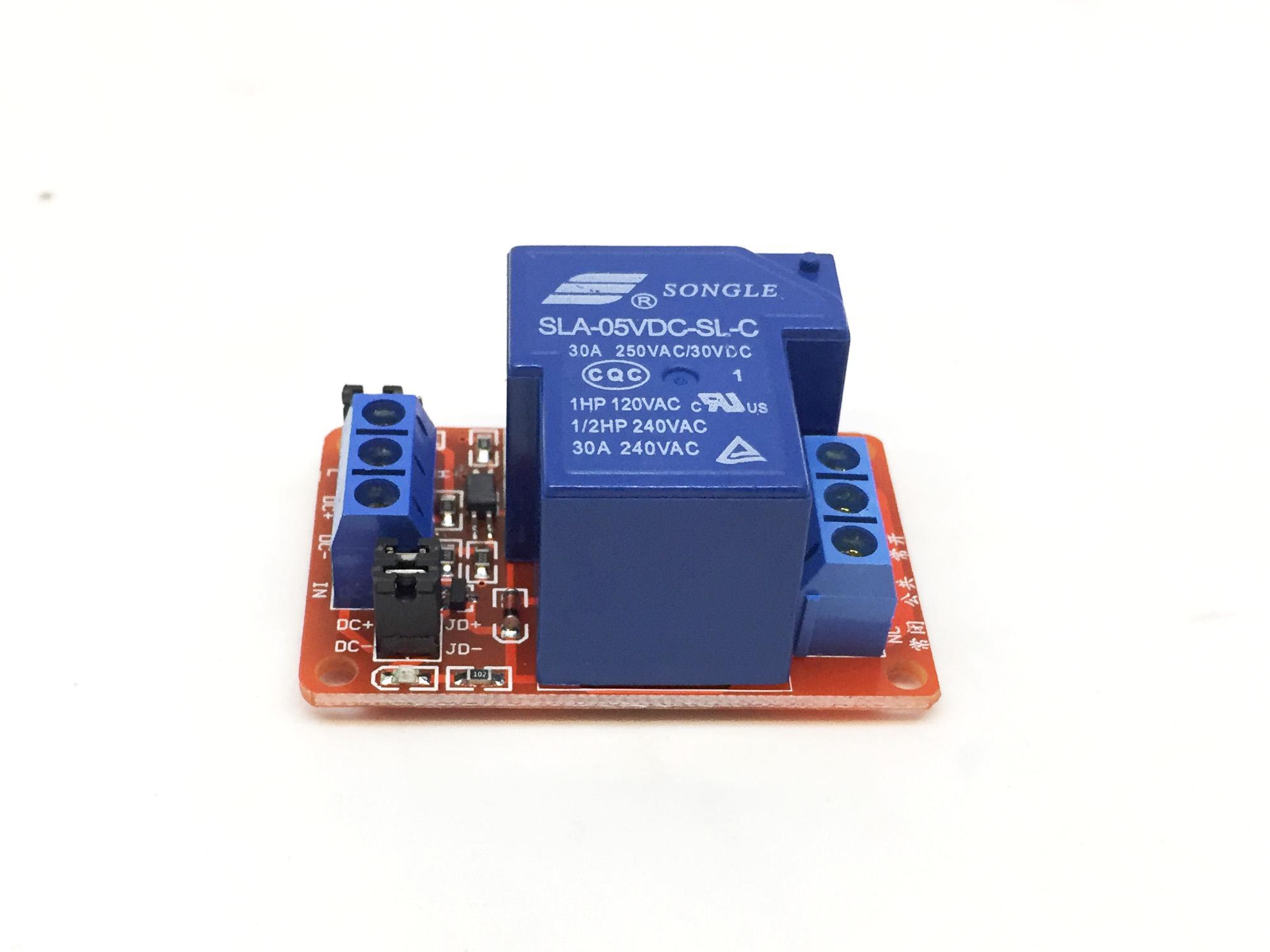 Module relay 5V 30A cao thấp