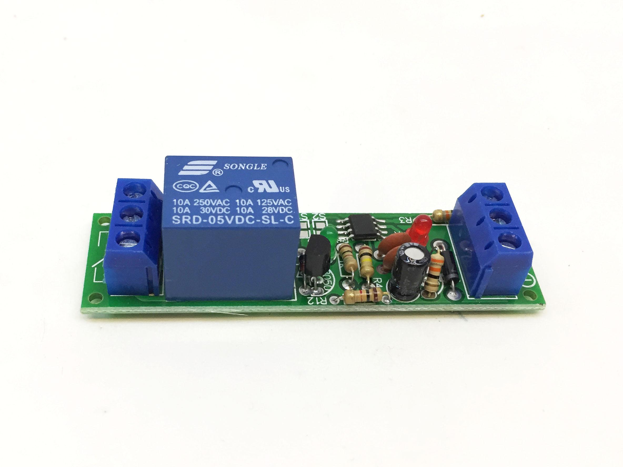 Module relay 5V tự khóa
