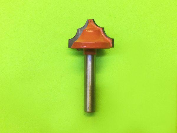 Mũi phay gỗ tạo kiểu A trục 6mm