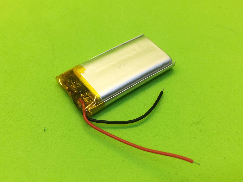 Pin sạc lithium 3.7V 602040 400mAh