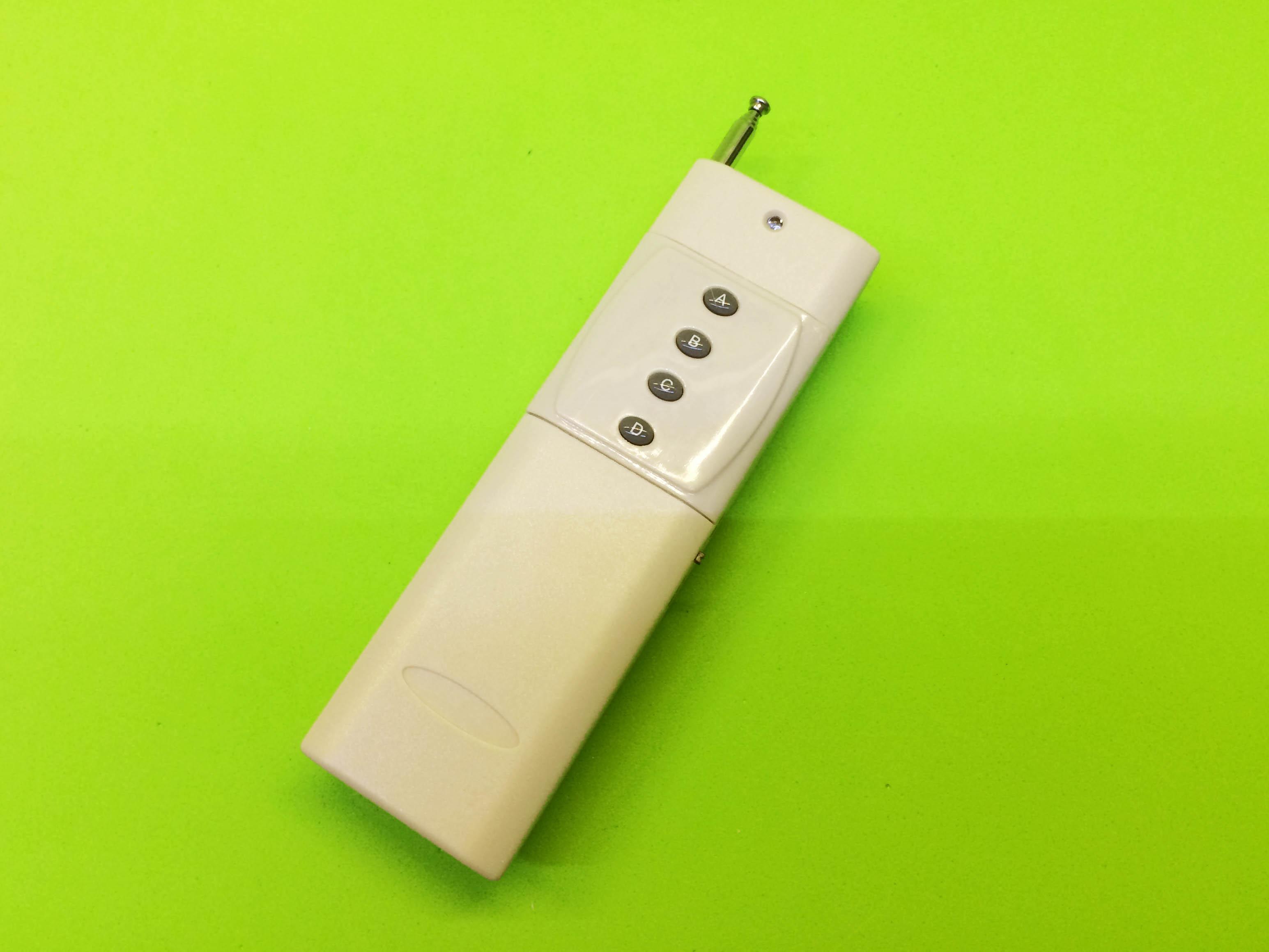 Remote điều khiển 4 kênh RF 433mhz 3000m