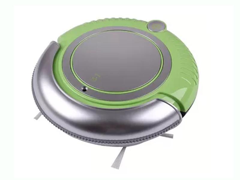 Robot lau nhà không tự động sạc Pin