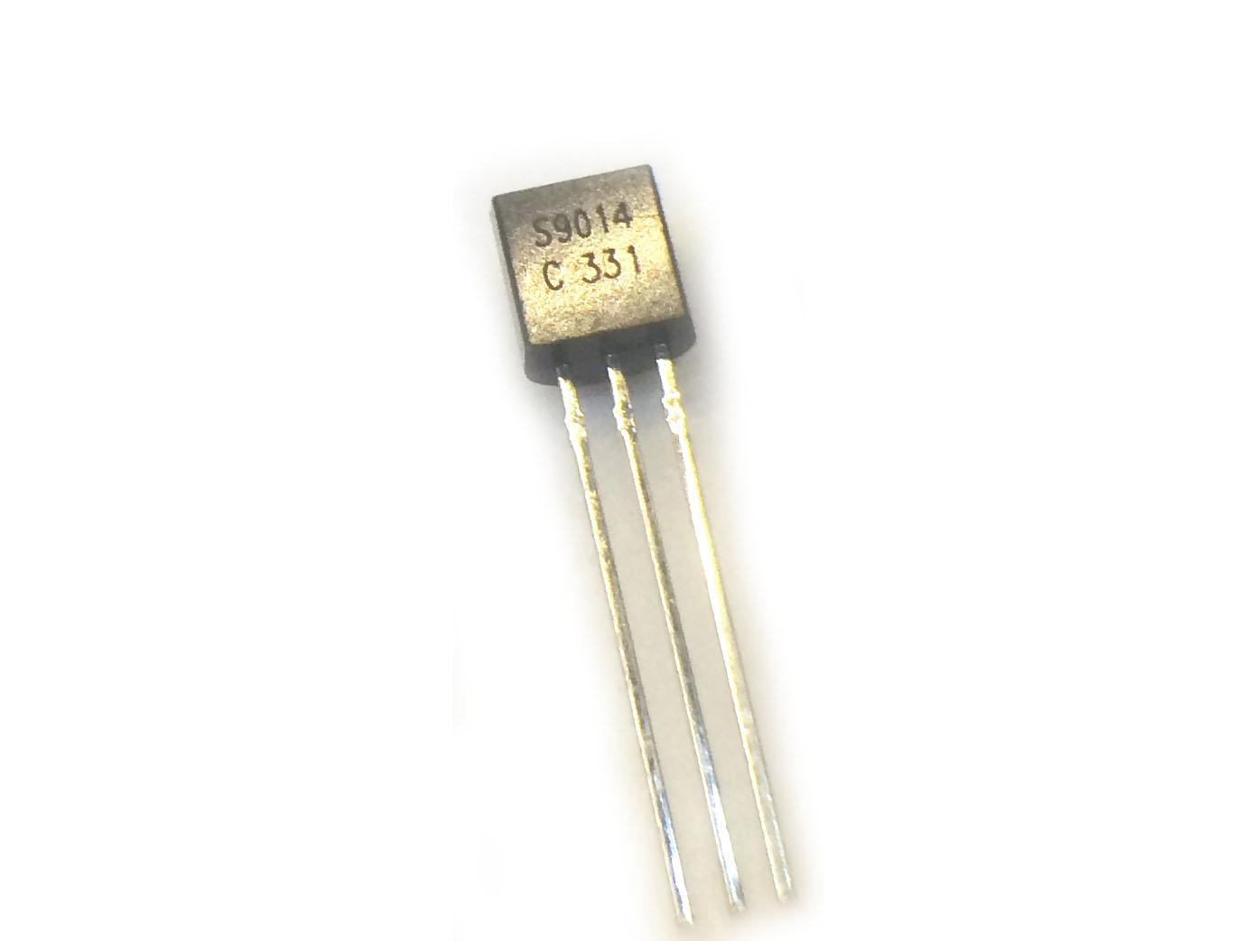 Transistor S9014 NPN - 5 cái