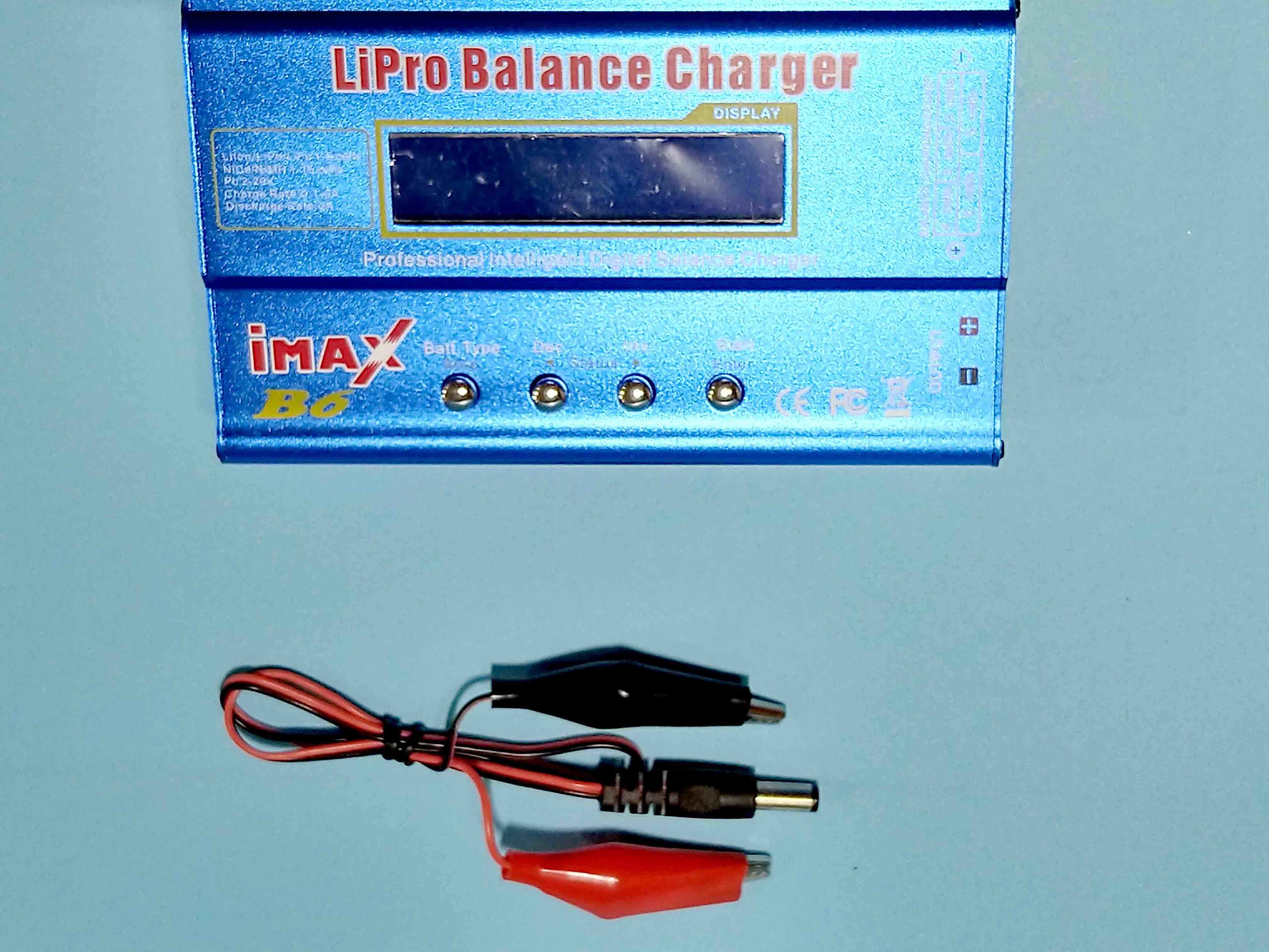 Sạc cân bằng pin Lithium IMAX B6 80W