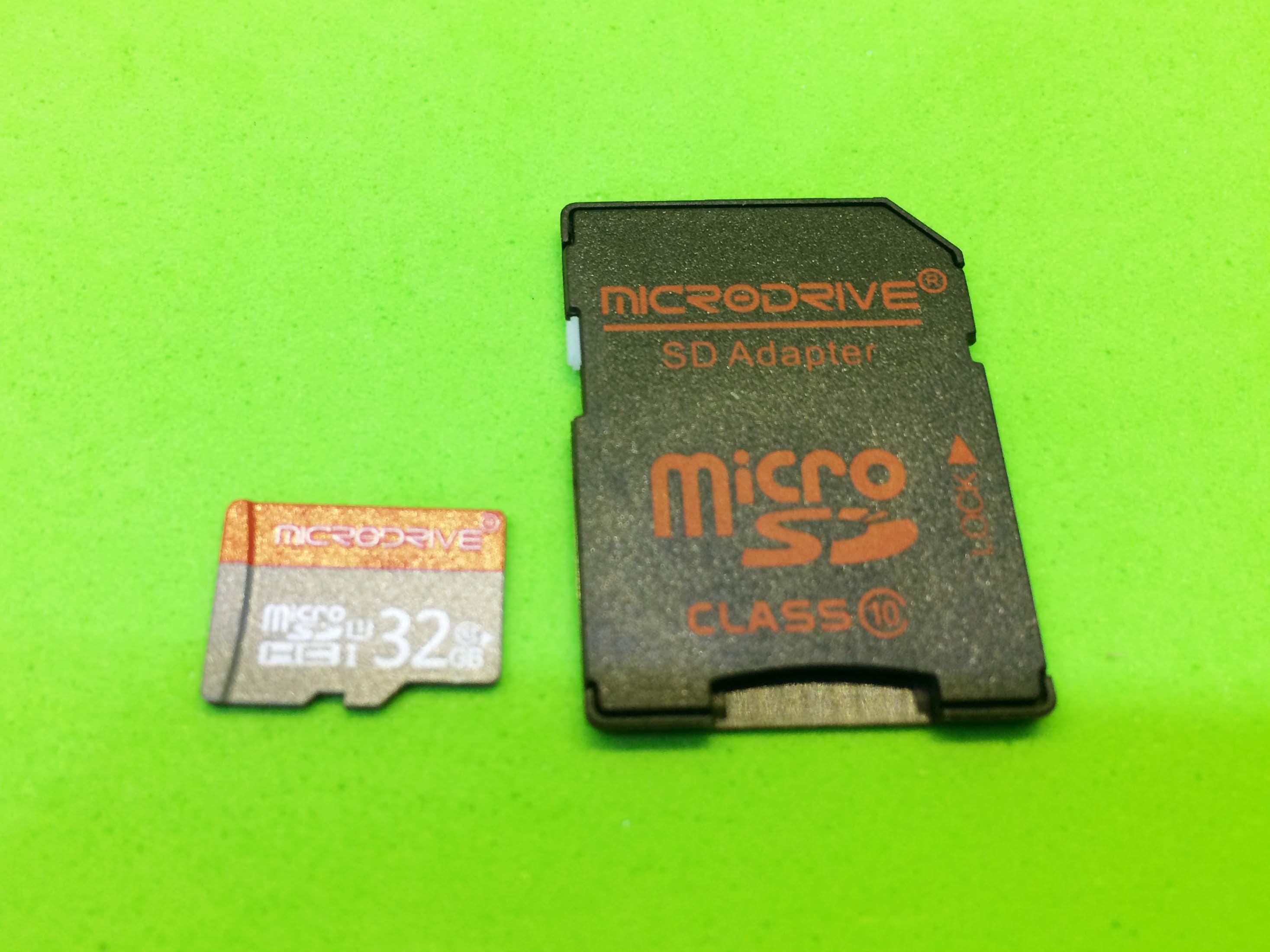Thẻ nhớ 32GB micro SD Class 10