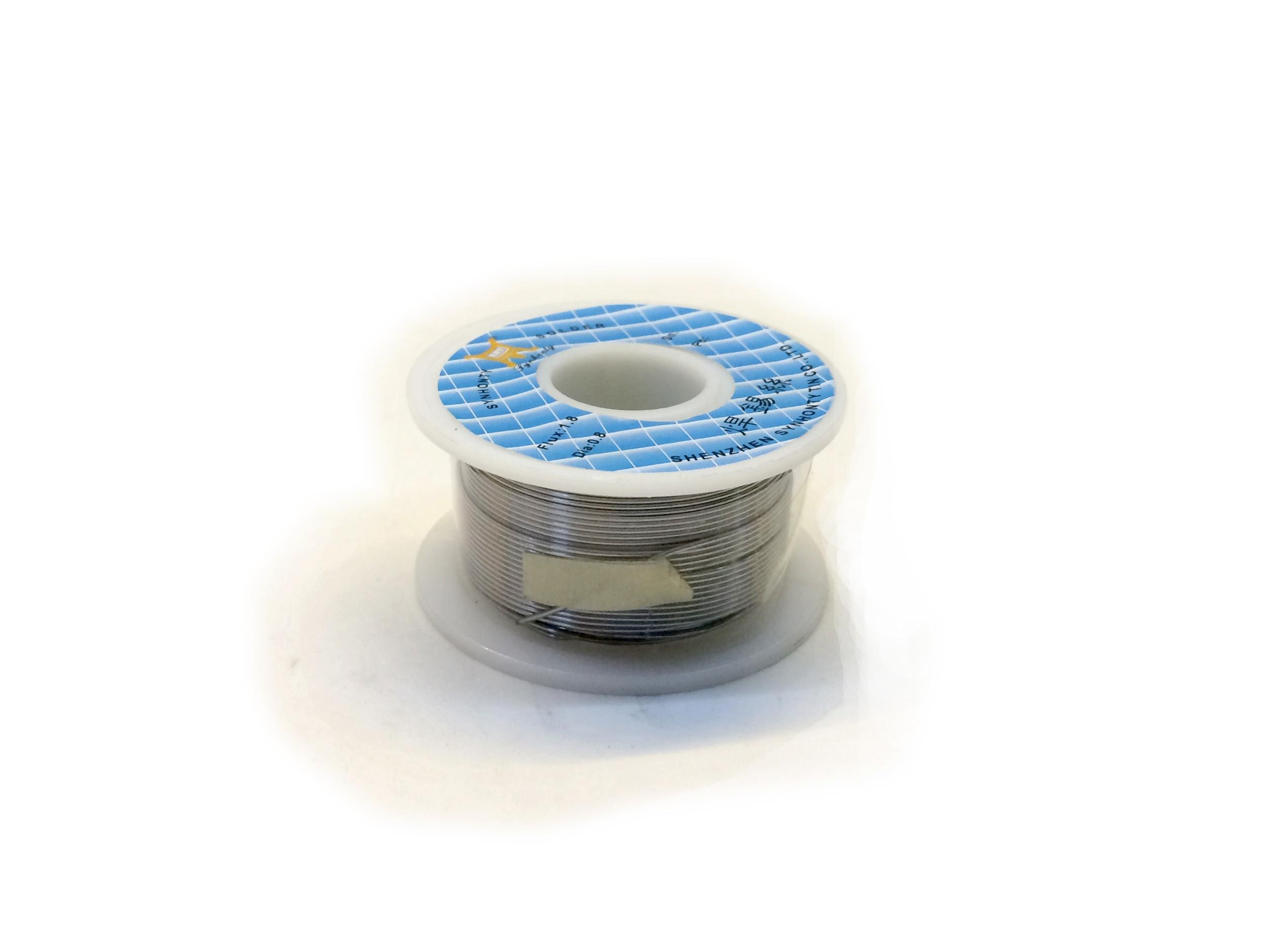 Thiếc hàn 0.8mm-50g