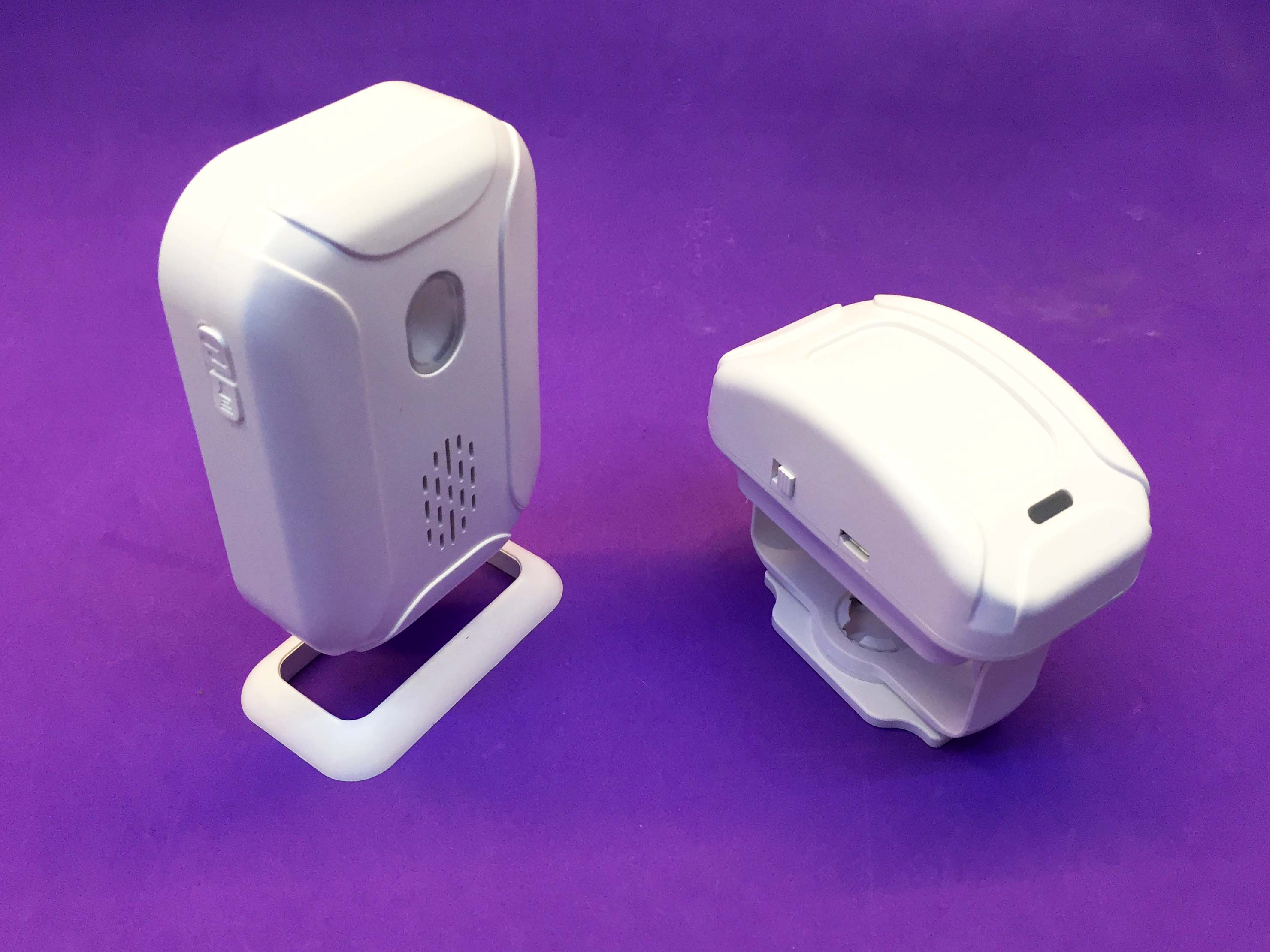 Thiết bị báo khách có cảm biến và chuông riêng KS-SF20R