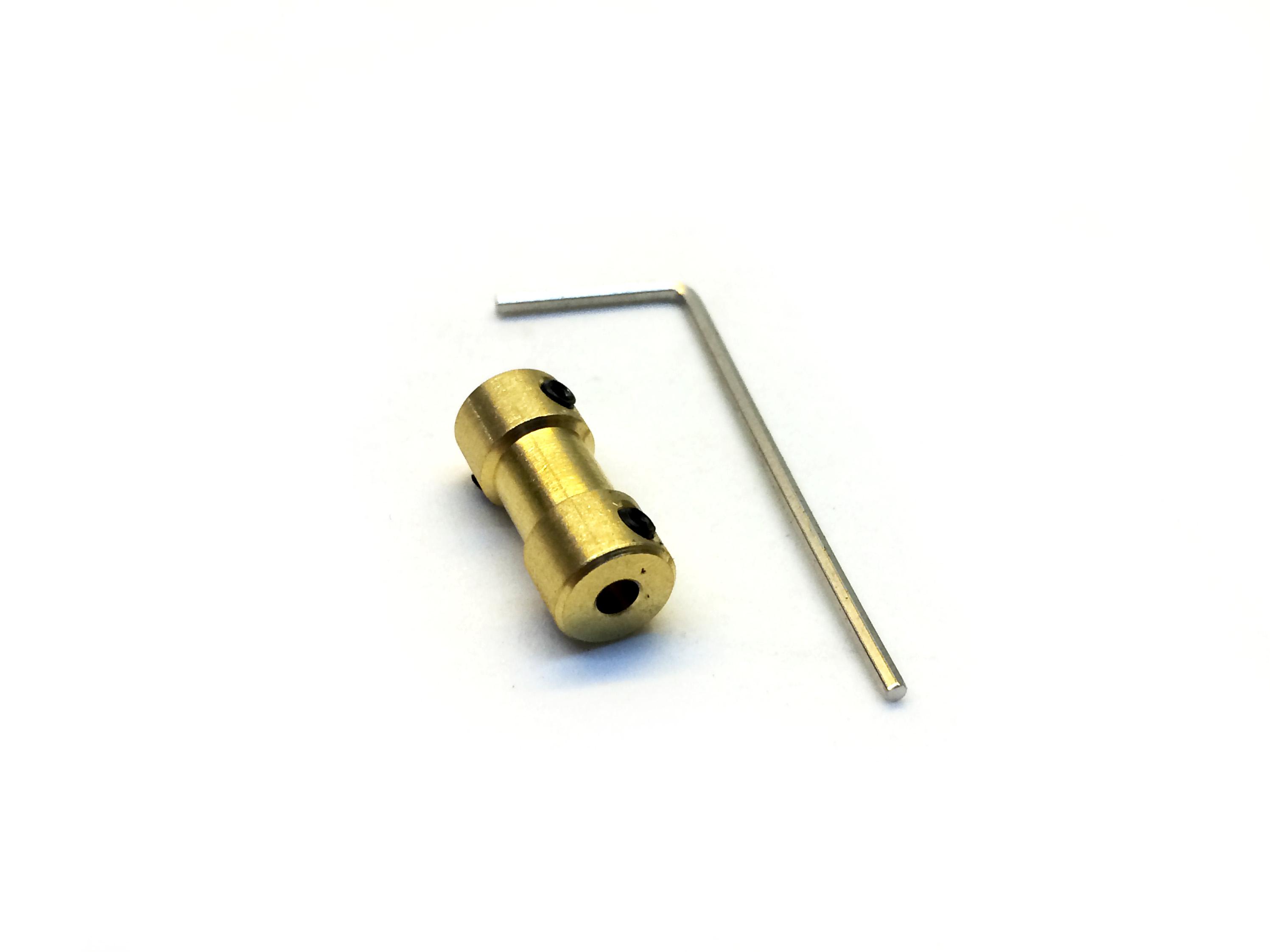 Đầu kẹp mũi khoan trục 3.17mm với trục 5mm