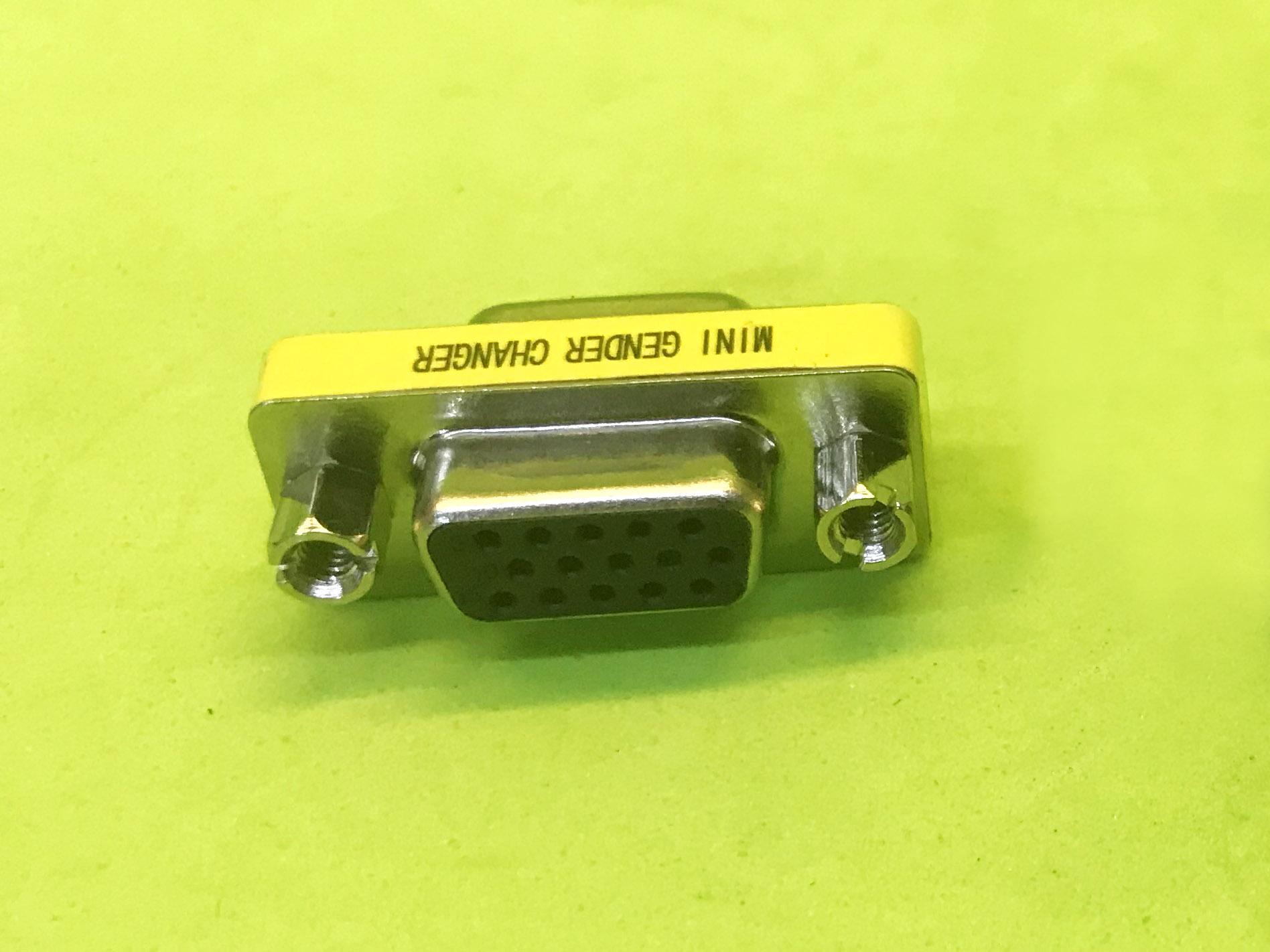 Đầu nối VGA cái cái 15 chân