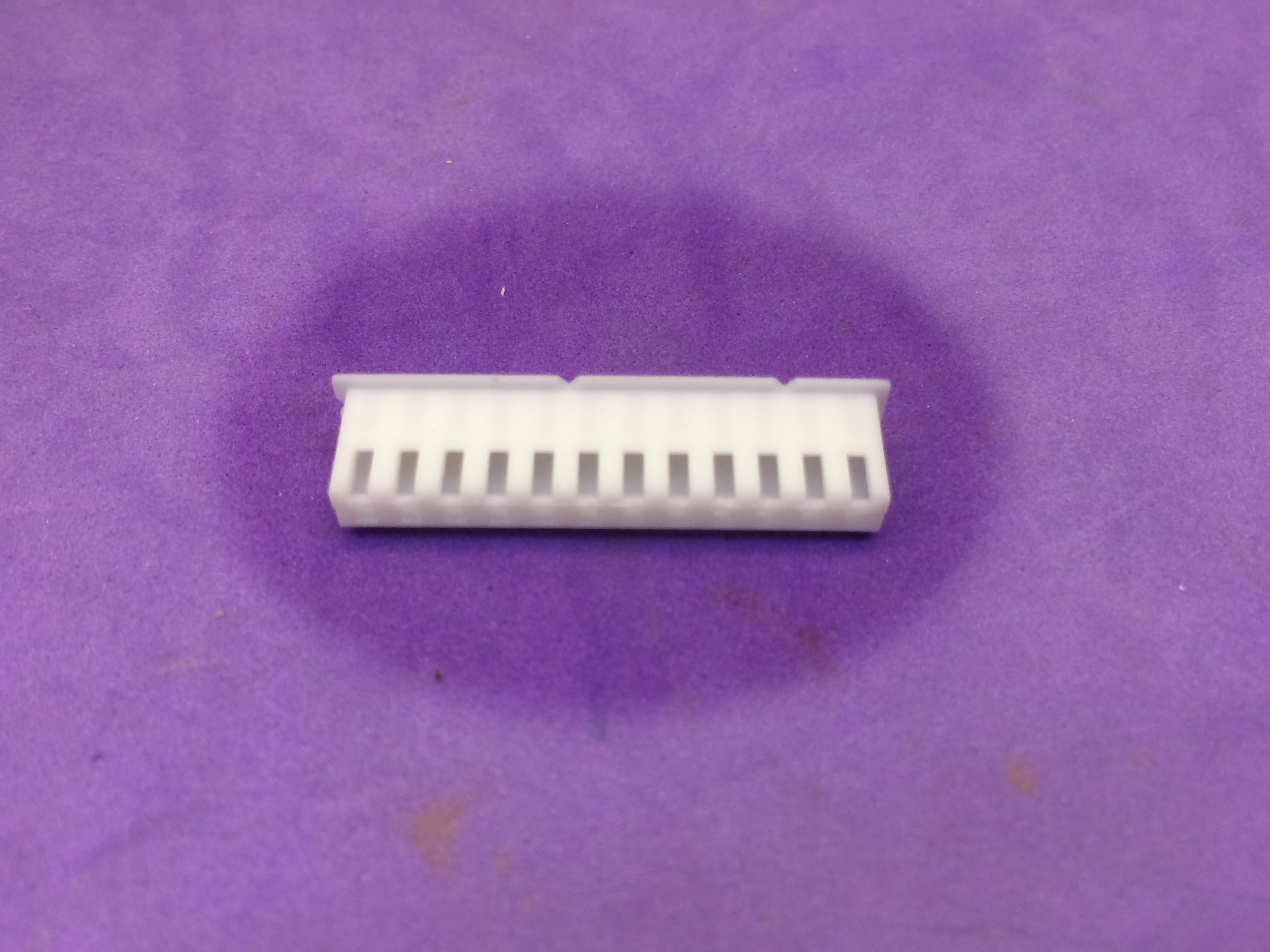 10 Vỏ nhựa 12P đầu cắm 2.54mm