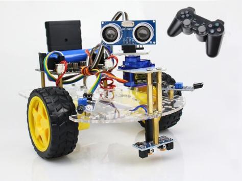 Bộ xe Robot lập trình bằng phần mềm ScratchPB3