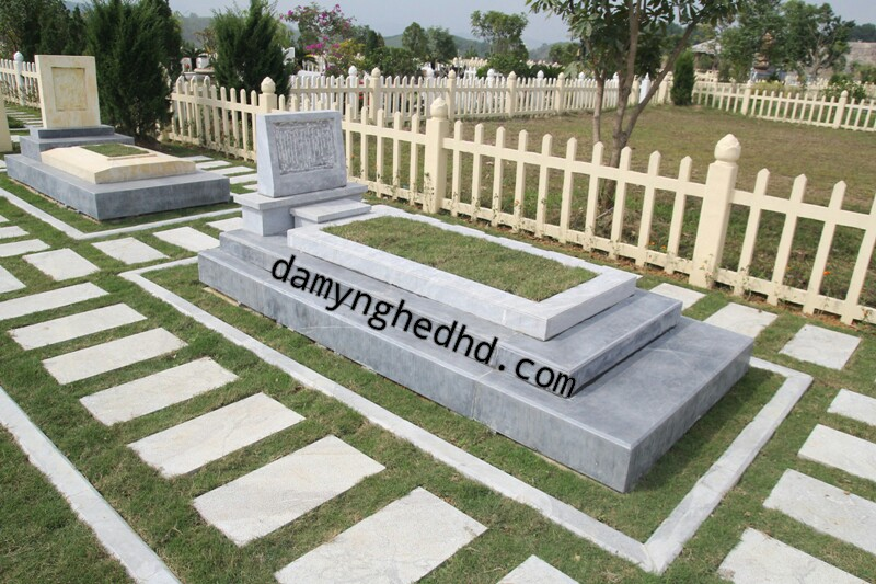 mộ đá khối 14
