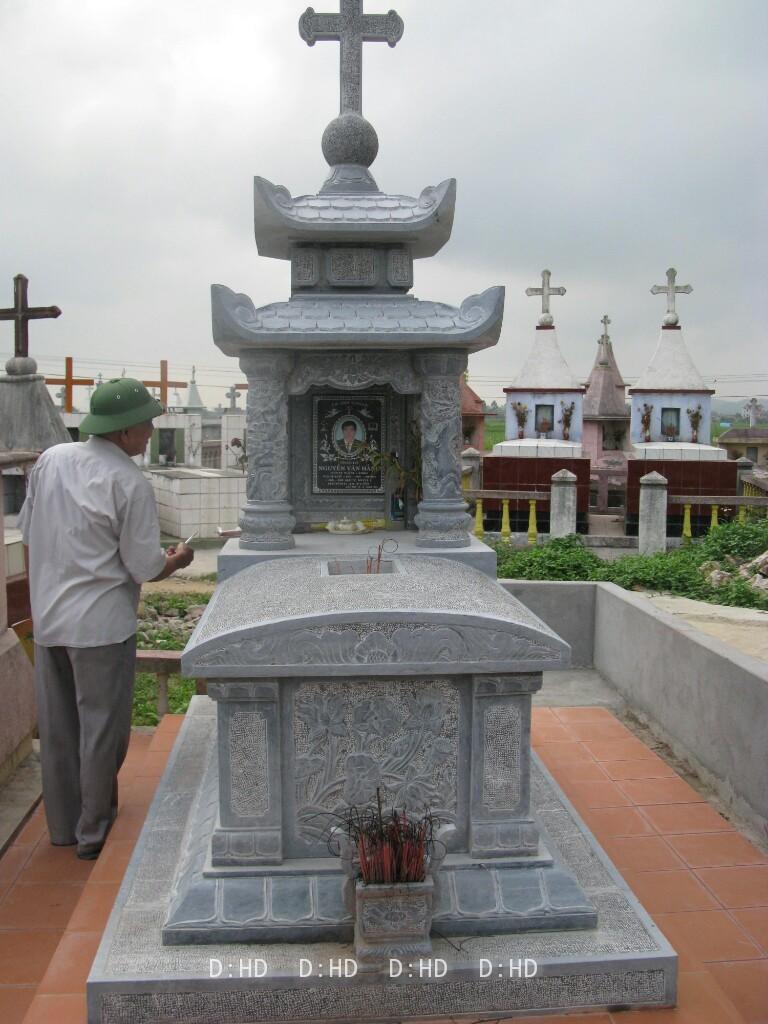 mộ công giao 12