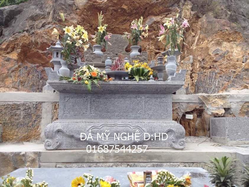 Bàn lễ  đá 15