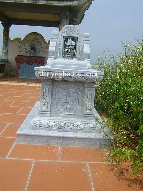 mộ đá tam sơn 19