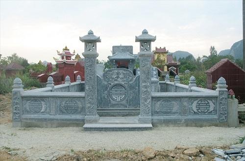 Khu lăng mộ đá 04
