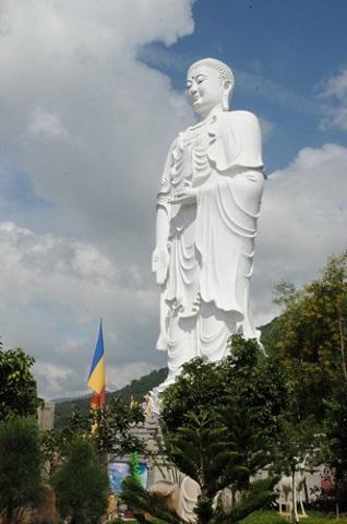 Tượng Phật A di đà 03