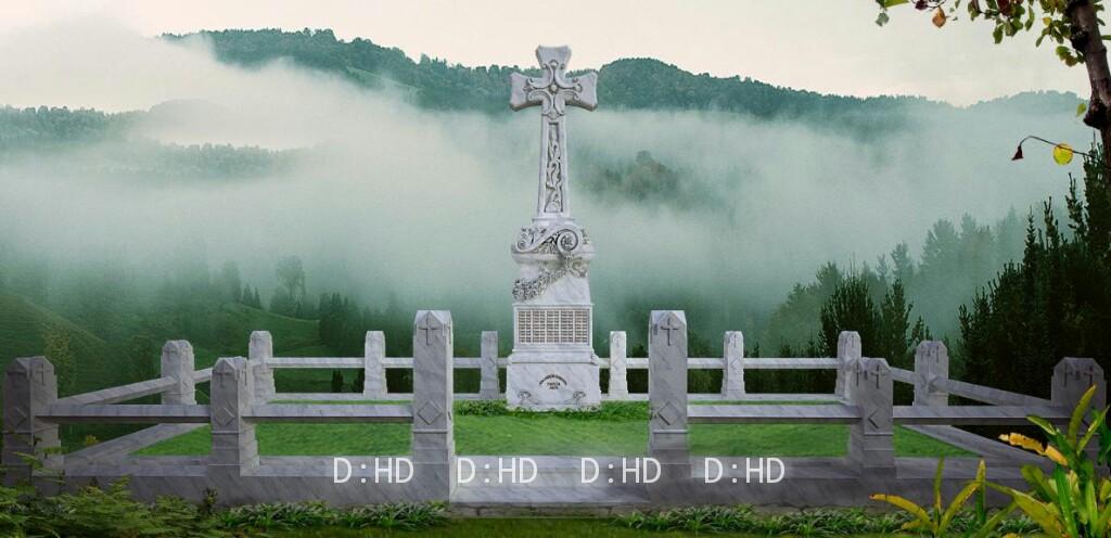khu lăng mộ công giáo