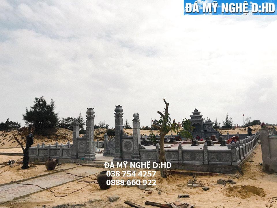Khu lăng mộ đá tại Quảng Bình | Đồng hới