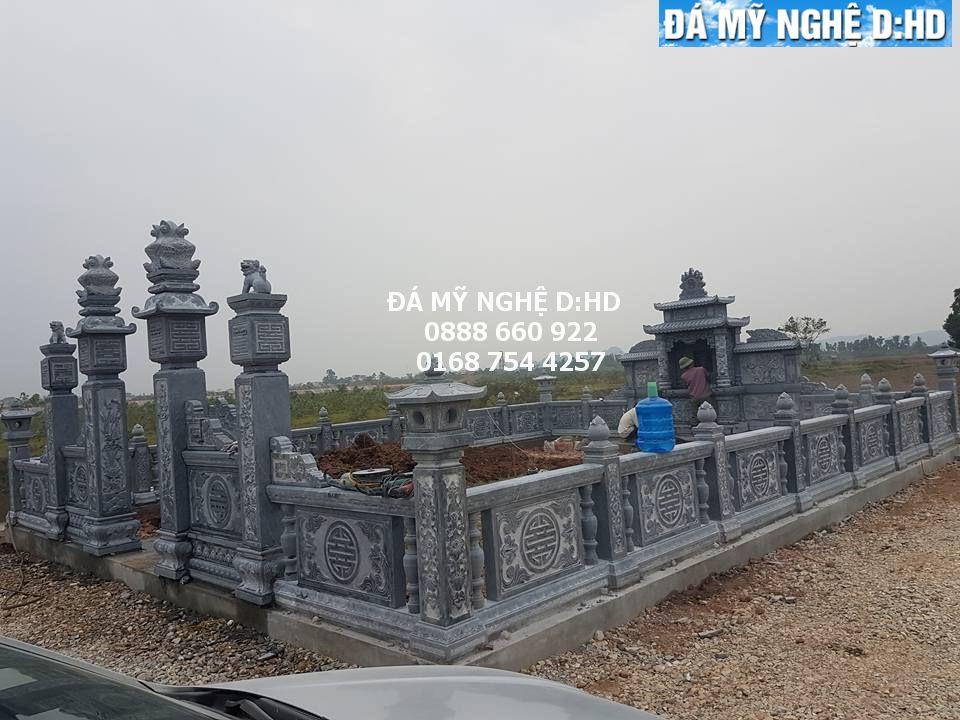 khu lăng mộ đá 48