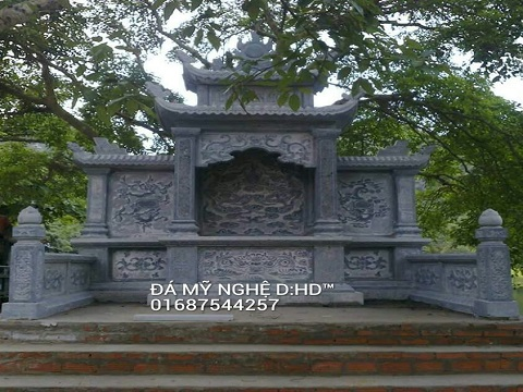 Lăng mộ đá 27
