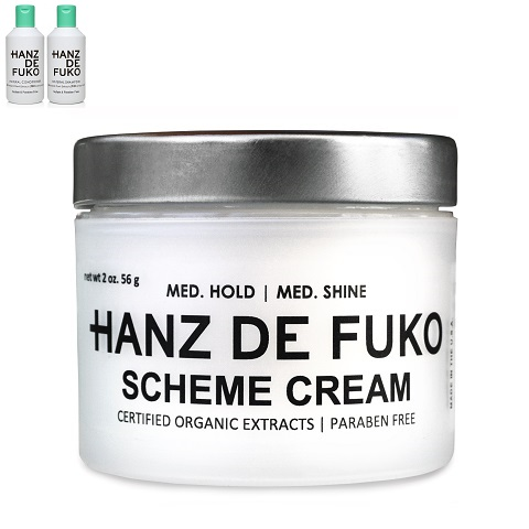 COMBO WAX + HANZ DE FUKO STYLING KIT | 3-PACKS