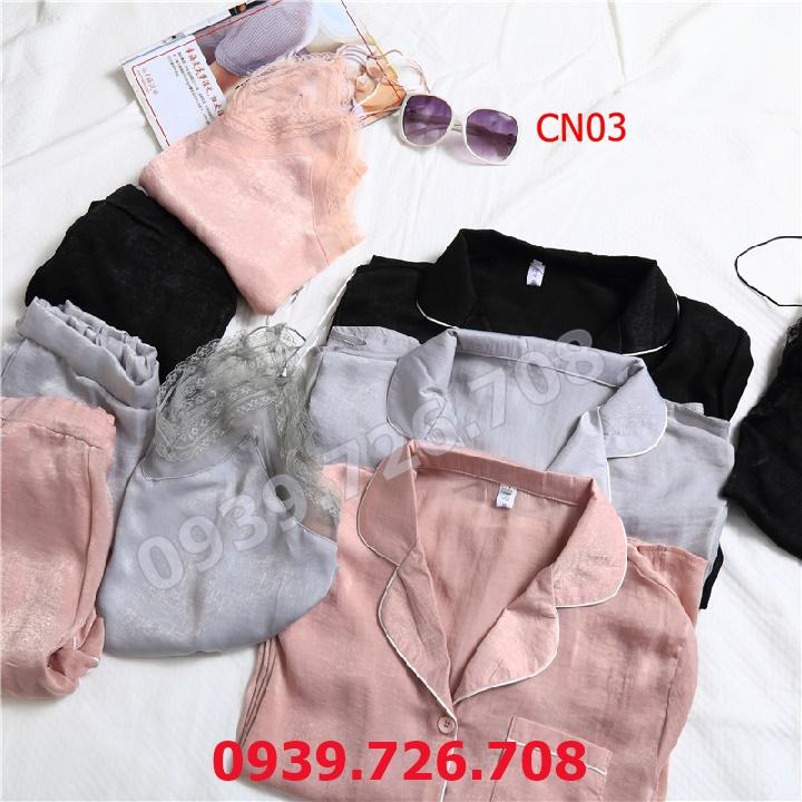 Bộ ngủ choàng CN03